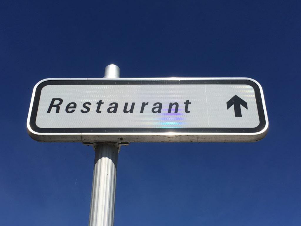 Restaurant In the Sky